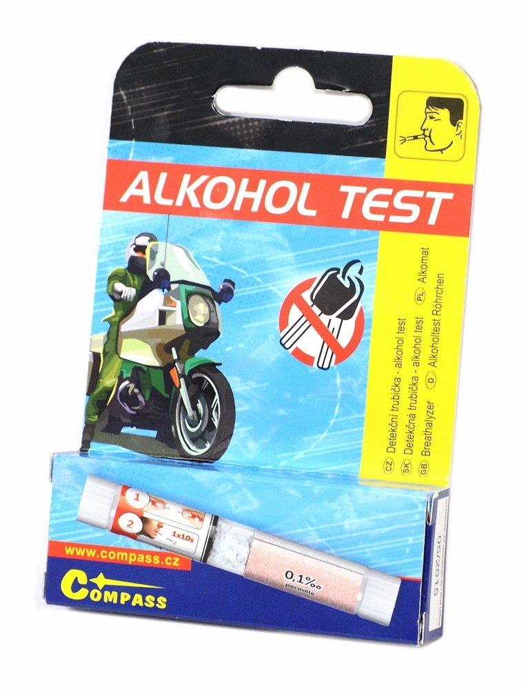 Compass Detekční trubička - alkohol test